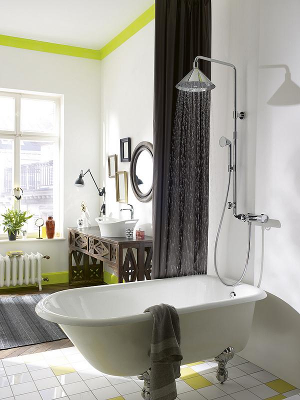 4 Maravillosas formas de renovar el baño en 2015