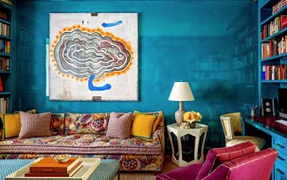 5 razones para pintar con turquesa
