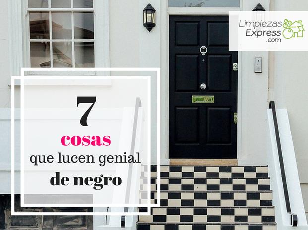 7 cosas que puedes pintar de negro en casa