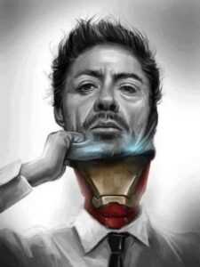 Alucinantes dibujos de Ironman hechos por fans