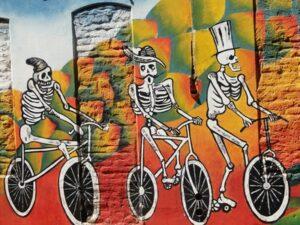 Arte callejero en Chile