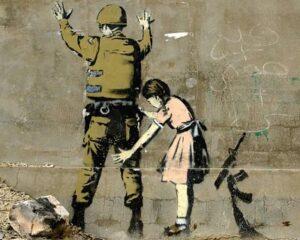 Banksy el rey del arte callejero
