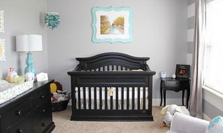 Colores neutros para la habitación de tu bebé