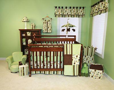 Colores neutros para la habitación del bebé