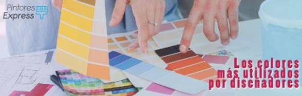 Colores que los diseñadores aman