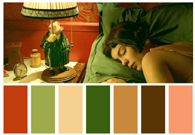 Cómo combinar colores al pintar