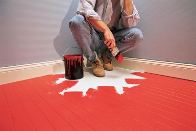 Cómo evitar errores al pintar una pared