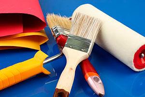 Cómo limpiar las brochas y rodillos después de pintar