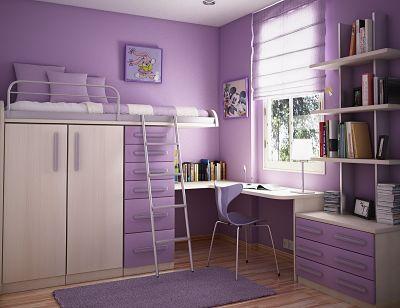 Cómo pintar la habitación de una adolescente
