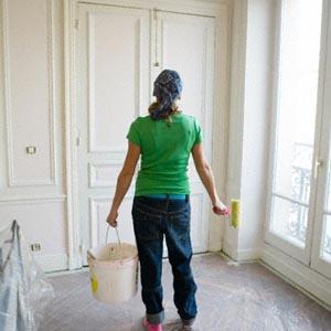Cómo pintar puertas de interior