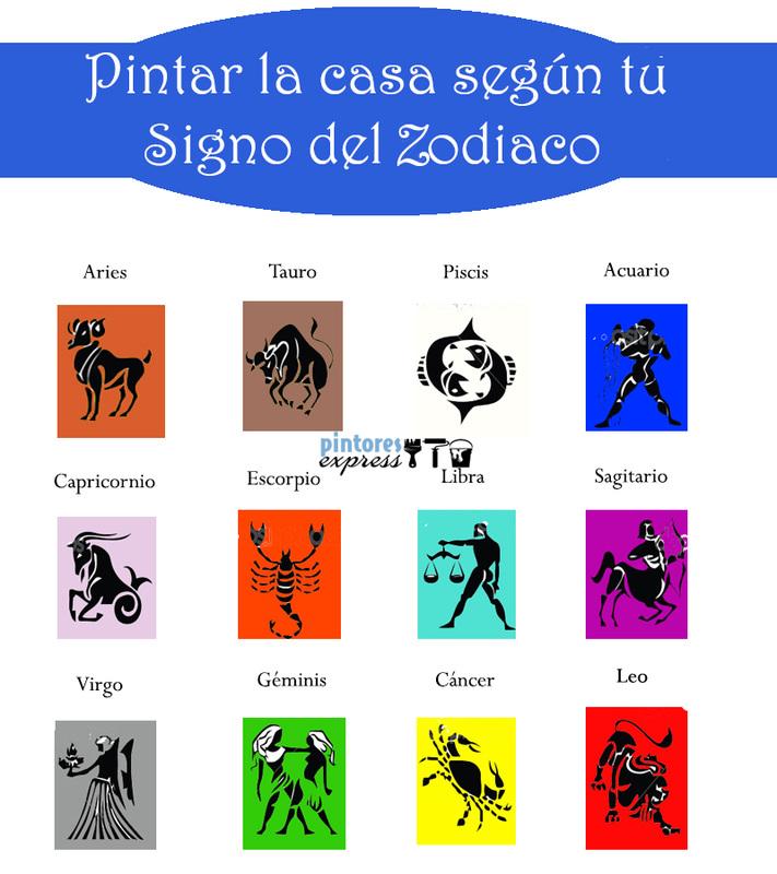 Cómo pintar según tu Signo del Zodiaco.