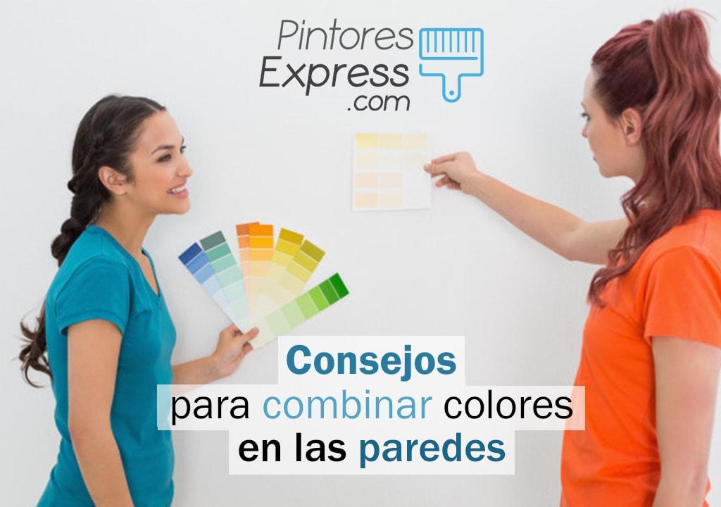 Consejos para combinar colores en las paredes de tu hogar