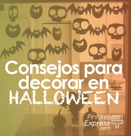 Consejos para decorar en Halloween