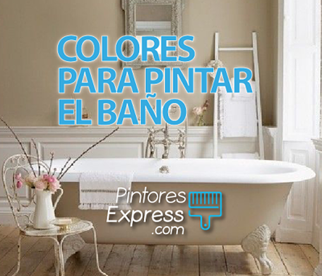 De qué color pintar el baño
