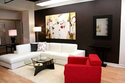 De qué color pintar el salón de casa