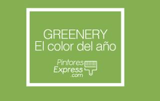 Greenery el color del 2017 según Pantone