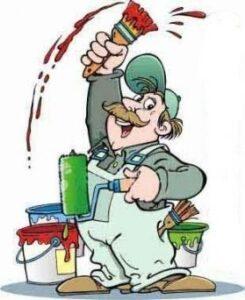Herramientas básicas para el pintor casero