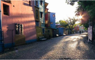 Los barrios más coloridos del mundo