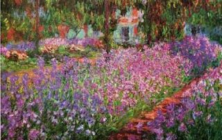 Pinturas primaverales de inspiración