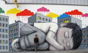 Seth el genio del arte callejero