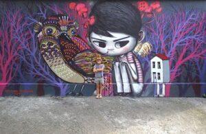 Seth genio del arte callejero
