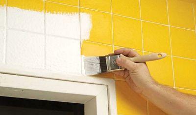 Tipo de pintura según el área del hogar