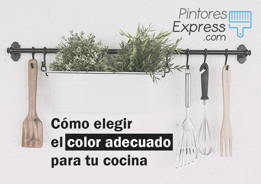 Consejos para elegir el color adecuado para la cocina