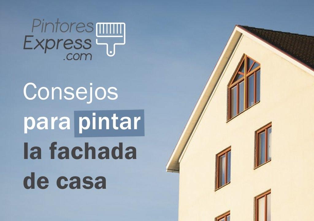 Consejos para pintar fachada de casa eficientemente