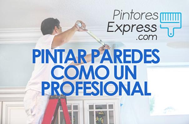Consejos para pintar paredes como un profesional