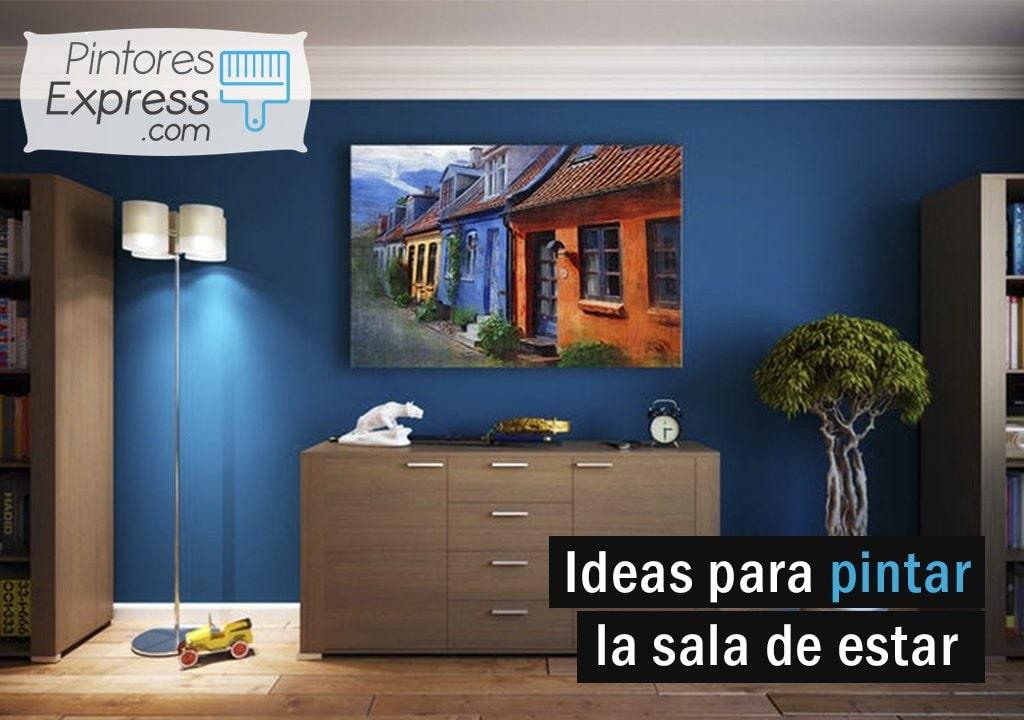 Las mejores ideas para pintar el salón de tu casa | Trucos
