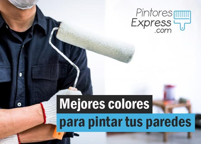 Los mejores colores para pintar tus paredes