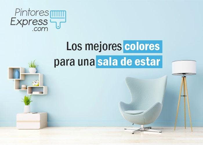 Los mejores colores para una sala de estar