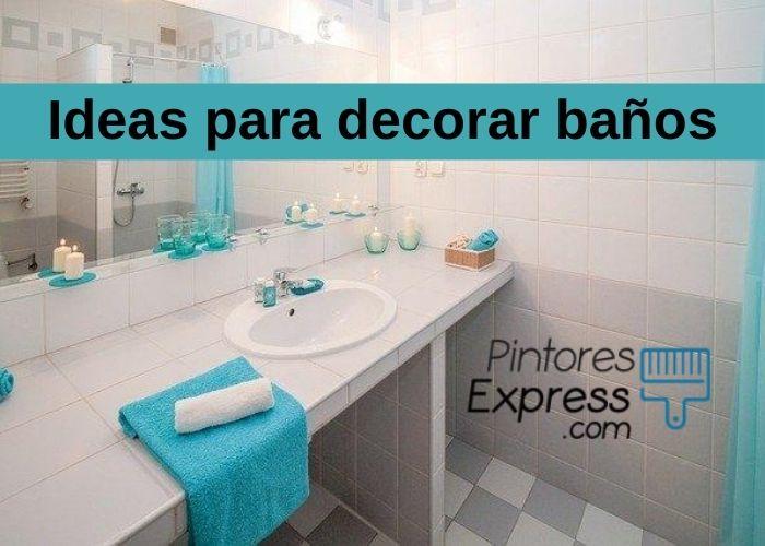 Los mejores consejos para decorar baños