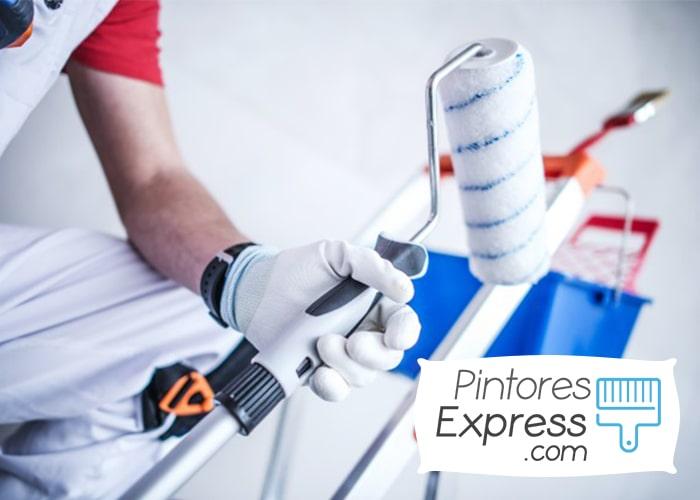 Manchas en la pared después de pintar - Pintores Express