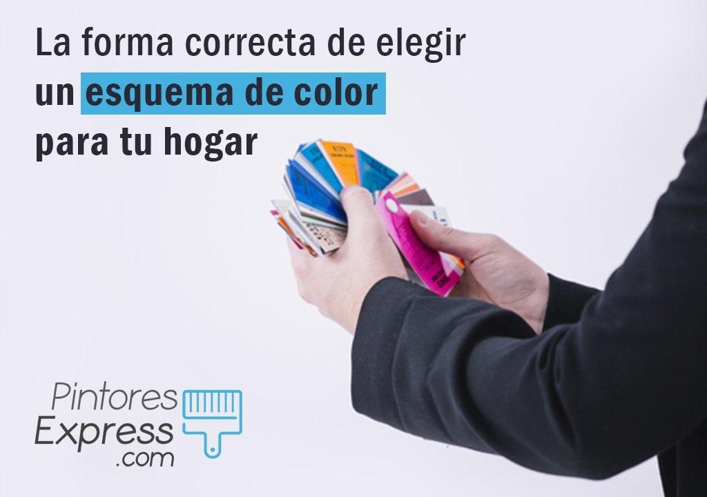 ¿Qué esquema de color combina mejor con tu casa?